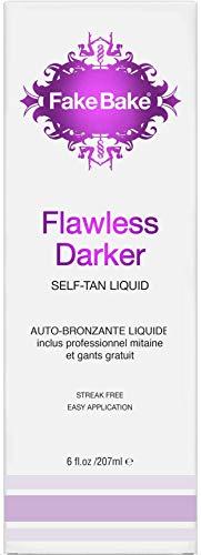 Líquido oscuro de autobronceado Fake Bake, 170 ml