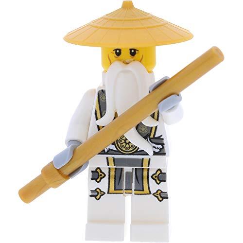 LEGO Ninjago Minifigur: Sensei Wu (Possession)