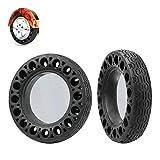 10X2.125 Honeycomb Tires, Maintenance-Free Wear-Resistant Non-Slip Solid Tires, Balance Car Tire,2Pcs Tire Replacement