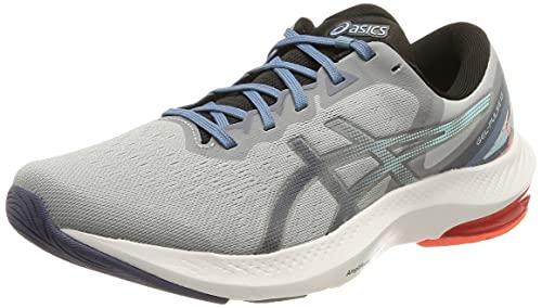 ASICS Gel-Pulse 13, Zapatillas de Running Hombre, Piedmont Grey Thunder Blue, 43.5 EU
