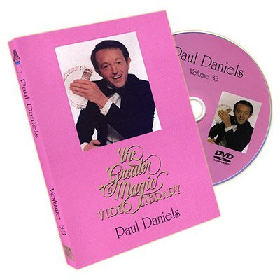 Murphy's The Greater Magic Video Library Volume 33 - Paul Daniels - DVD
