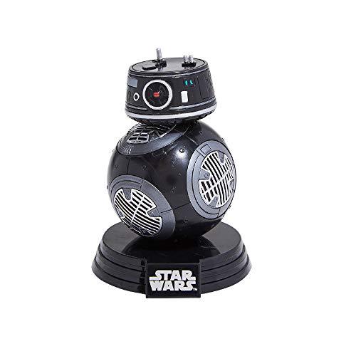 Star Wars-Funko SW-EP8 Figura de Vinilo Pop 10: B Character, Episodio 8, Multicolor, Standard 14751