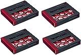 Nespresso Espresso Decaffeinato Coffee Cartridges PRO, 50 Capsules (4 boxes - 200 capsules)