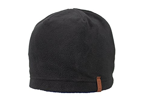 Tchibo TCM Herren Microfleece Mütze Schwarz