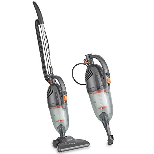 VonHaus 2 in 1 Stick & Handheld Vacuum Cleaner - 600W Corded...