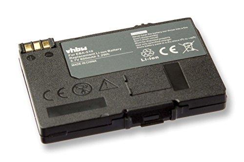 vhbw Li-Ion Akku 850mAh (3.7V) für Handy Smartphone Telekom T-Sinus 701A, 701M, 701MMS, 711MMS wie V30148-K1310-X289.