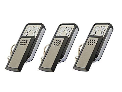 3 X Marantec Digital 382-433 / Digital 384-433 kompatibel handsender, klone fernbedienung, 4-kanal 433,92Mhz fixed code. Top Qualität Kopiergerät!!!