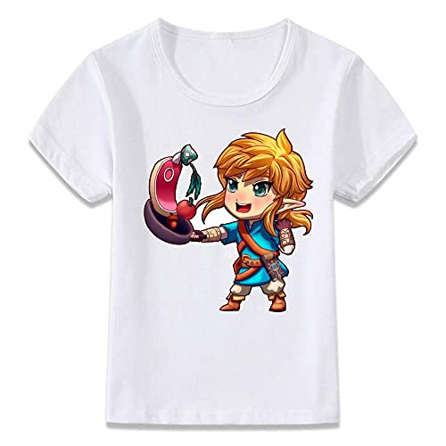 Funny Fashion Women t Shir BRE-ATH of The Wi-LD Ze-lda Lin-k Co-oking Pa-raglid-ing Gift Cotton Adult Men Summer 2021 Unisex Tshirt