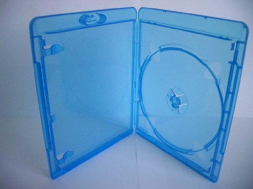 Amaray Original Blu-Ray Box Leerhüllen 50 Stück 11mm