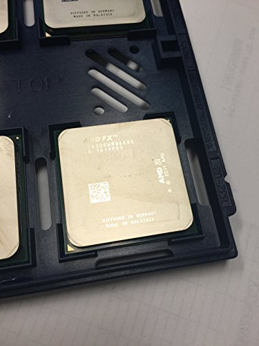 AMD FX-6300 Black Edition 3,5 GHz Sechs Core 95W FD6300WMW6KHK (OEM VER.) mit Wärmeleitpaste Bundle