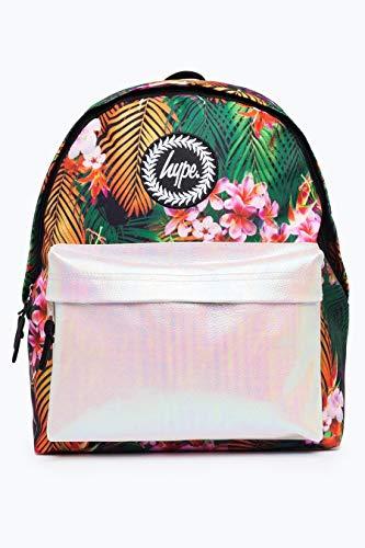 HYPE - Tropical Pearl Pocket, Mochilas Unisex adulto, Multicolor (Multi), 30x41x15 cm (W x H L)