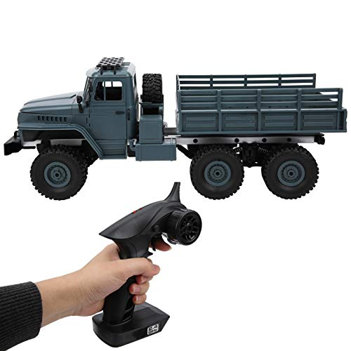Qqmora Juguete para niños 6WD 4CH Coche teledirigido Boys out Toy