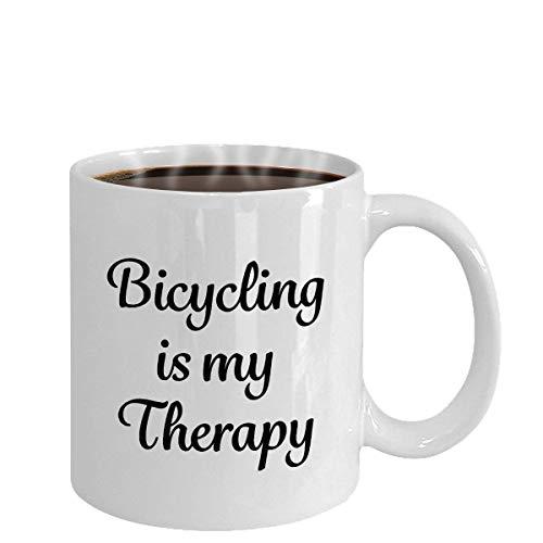 Taza de café para bicicleta, regalo para ciclistas, hombres y mujeres, papá, mamá, divertido regalo de cumpleaños único para amantes de la bicicleta, ciclismo, regalos de bicicleta