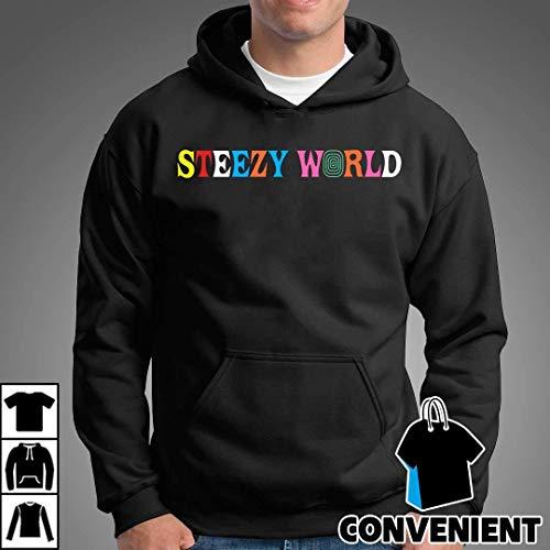 Steezy Kane shirt Steezy World logo T Shirt birthday gift shirt Sweatshirt Hoodie