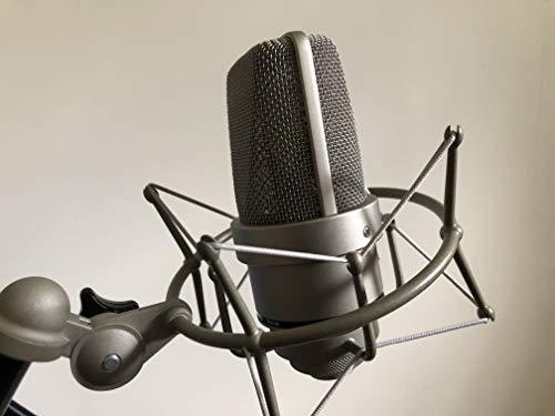 Neumann TLM 103 Studio Set Cardioid Large Diaphragm Condenser Studio Microphone, Nickel