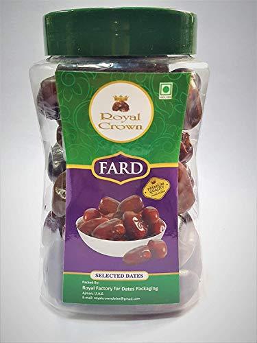 Dry Fruit Wala Date Crown Fard UAE Dates 1kg