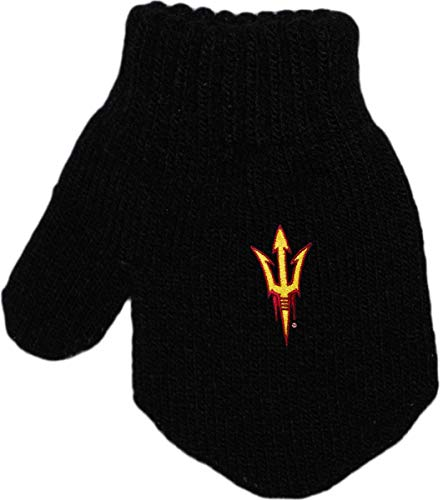Arizona State University Trident Infant, Baby, and Toddler Mittens