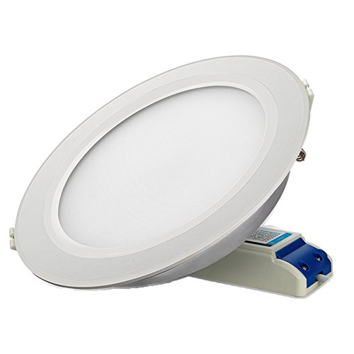 Mi.Light RGB+CCT Led Recessed Ceiling Downlight AC 85-265V 12W Controlled by Milight RGB+CCT Remote(Not Included) Or Smartphone APP Control Via Mi-Light WiFi Bridge iBox Hub (Not Include)