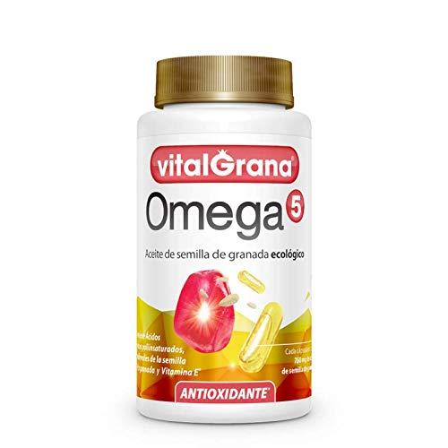 Omega 5 Kapseln/ Granatapfelsamenöl/...