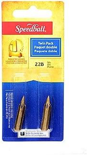 Speedball Hunt Artists' Pen Nibs--Extra Fine No. 22-B pack of 2