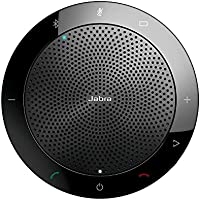 Jabra Speak 510 Speaker Phone - Portable Conference Speaker with USB and Bluetooth - Connect with Laptops, Smartphones...
