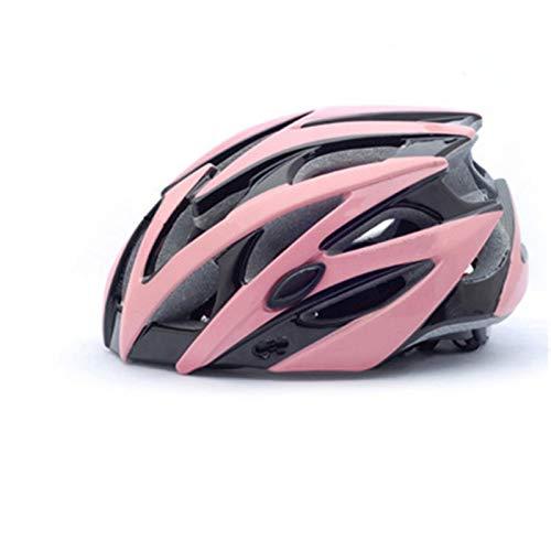 WWYL Casco De Bicicleta De Montaña Casco De Motocicleta Transpirable, Identificación Desmontable...