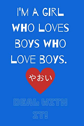 Deal With It: For the Love of Yaoi (Blue Cover)