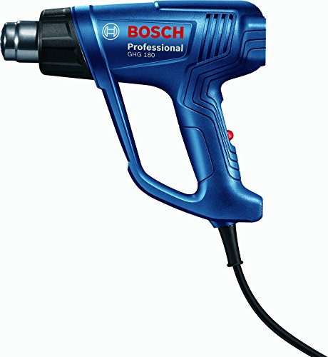 Bosch GHG 180 Plastic Heat Gun, Blue