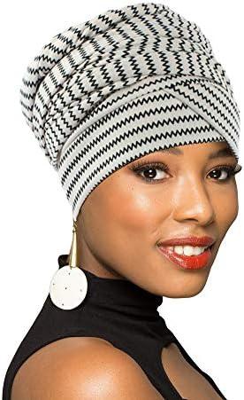African gele head wrap _image2