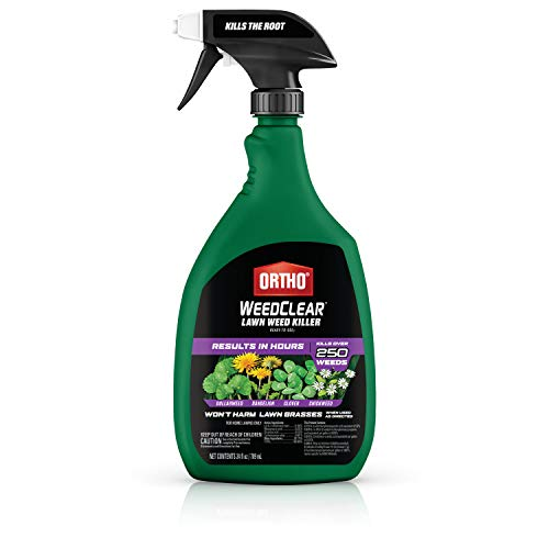 Ortho WeedClear Lawn Weed Killer Ready-to-Use1