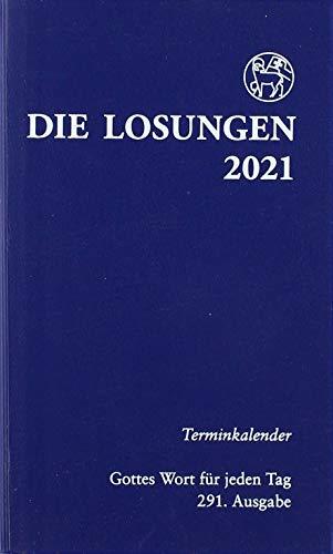 Losungen Deutschland 2021 / Die Losungen 2021: Terminkalender