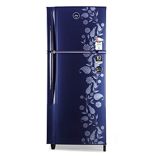 Godrej 236 L 2 Star Inverter Frost Free Double Door Refrigerator (RF EON 236B 25 HI RY DR)