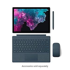Microsoft Surface Pro 6 (Intel Core i5, 8GB RAM, 256GB) - Newest Version - KJT-00001