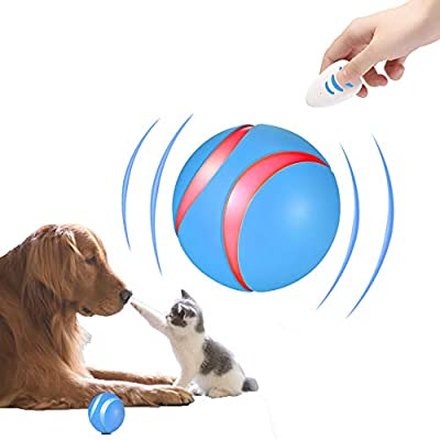 Interactive Dogs /Cats Toys Ball Rechargeable R...