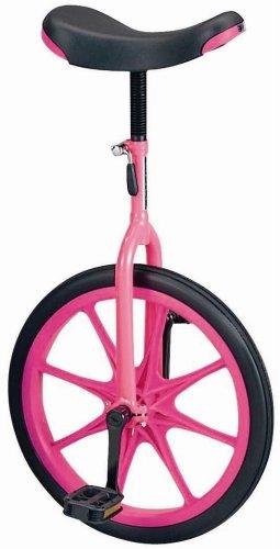 エバニュー(EVERNEW) 一輪車(ノーパンク)18 EKD137 ピンク