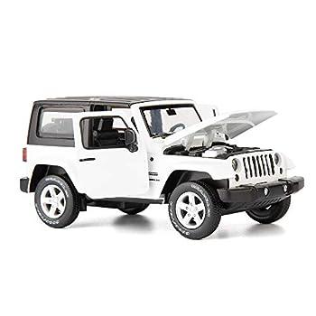 Best diecast jeep wrangler Reviews