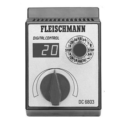 Fleischmann 6803 - Digitales Steuergerät zum Betrieb von 4 digitalen FLEISCHMANN-Loks