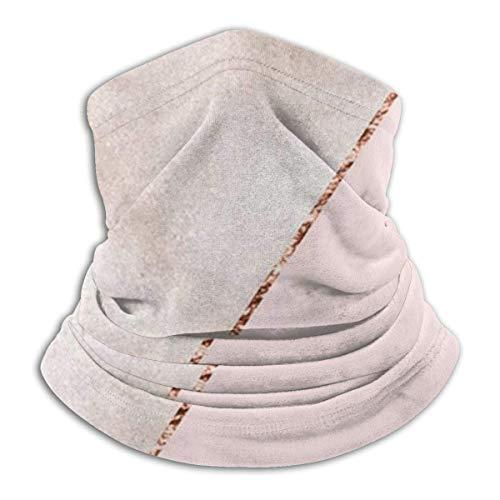 NR Balaclava Face Neck Gaiter Esquí Cold Weather Face Headwear Color37. Talla única