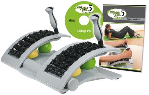 Genius Fitness und Wellness-Gerät Easy Fit 5 Trainer 8-TLG.