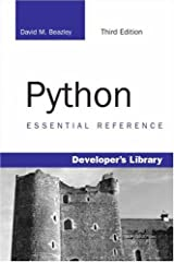 Python Essential Reference Paperback