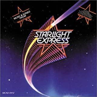 Music & Songs From Starlight Express 1987 Studio Cast