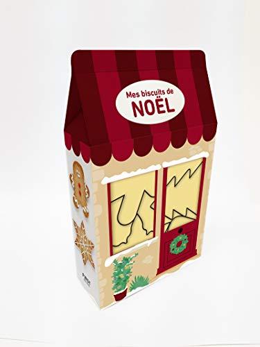 Mes biscuits de Noël - 4 emporte-pièces + 1 livre de recette