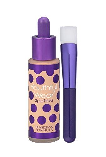 Physicians Formula Youthful Wear Kosmetisches Make-up für jugendliches Aussehen Foundation SPF 15, Medium, 1 Stk. 130g