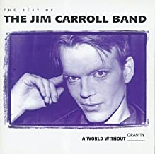A World Without Gravity : The Best Of The Jim Carroll Band