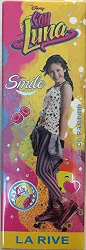 La Rive Disney Soy Luna Smile Parfüm EDT Eau de Toilette für Mädchen, 2er Pack (2 x 50 ml)