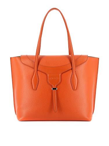 Tod's New Joy Shopping Media XBWANXA8300N95G806 Arancione Donna