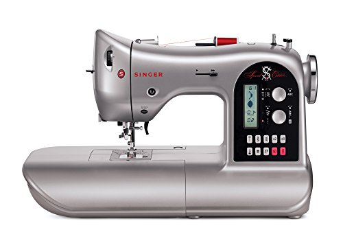 SINGER Special Edition Computerized Portbale Sewing Machine with LCD Screen, Bonus Accessories