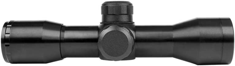 Binow Deluxe 4X30EG Rifle Scope with Illuminated Directly managed store Red Green Reticle BDC