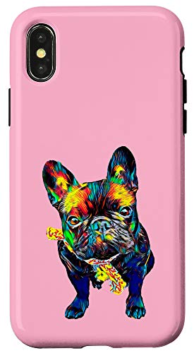 iPhone X/XS French Bulldog Breed Dog Case