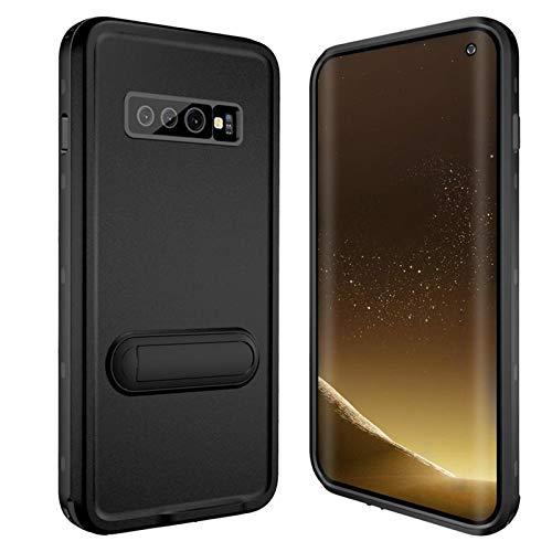 LBWNB Carcasa de telefono Caja de teléfono a Prueba de Agua IP68 Fit For Samsung S10 Plus S8 S9 Caja de Agua a Prueba de Fit For Samsung Galaxy Note 10 más 9 Soportes